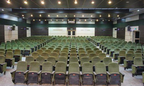 سالن همایش موسسه فرهنگی ورزشی و توانبخشی ایثار شعبه خوزستان